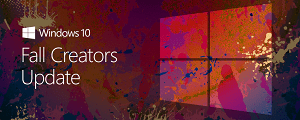 Noutati aduse de Windows 10 Fall Creators Update