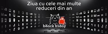 Black Friday 2017: data, magazine, cataloage