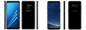 Diferenta dintre Samsung Galaxy A8 si Galaxy S8?